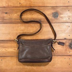 Vintage Coach Worth Legacy Leather Crossbody Purse
